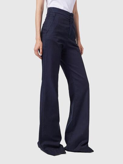 Diesel - D-Ebbey JoggJeans® 0CEAT, Blu Scuro - Jeans - Image 6