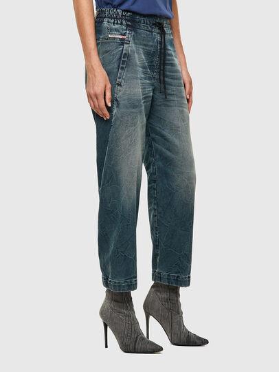 Diesel - Krailey JoggJeans® 069YG, Blu medio - Jeans - Image 3