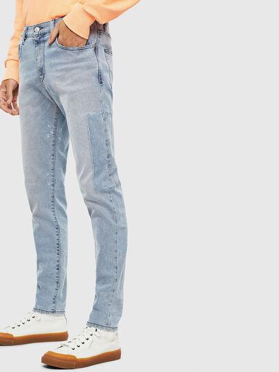 Diesel - D-Strukt 009BP, Hellblau - Jeans - Image 5