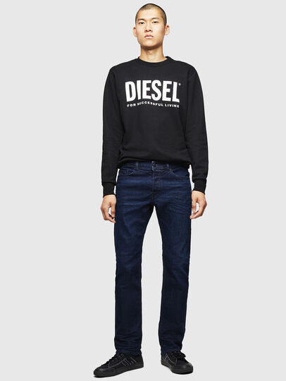 Diesel - Waykee 0860Z, Dunkelblau - Jeans - Image 5