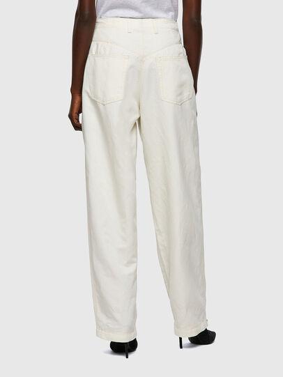 Diesel - P-CONCIAS, Blanc - Pantalons - Image 2