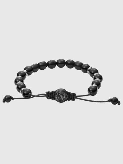 Diesel - DX1268, Noir - Bracelets - Image 2