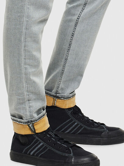 Diesel - Krooley JoggJeans 069MH, Hellblau - Jeans - Image 6