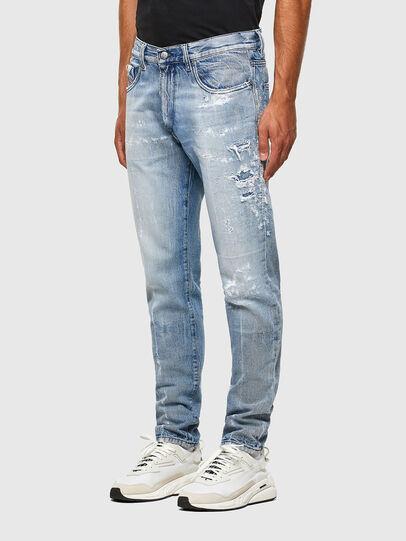 Diesel - D-Strukt 009KH, Bleu Clair - Jeans - Image 6