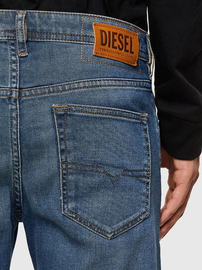 Diesel - Buster 009EI, Bleu moyen - Jeans - Image 4