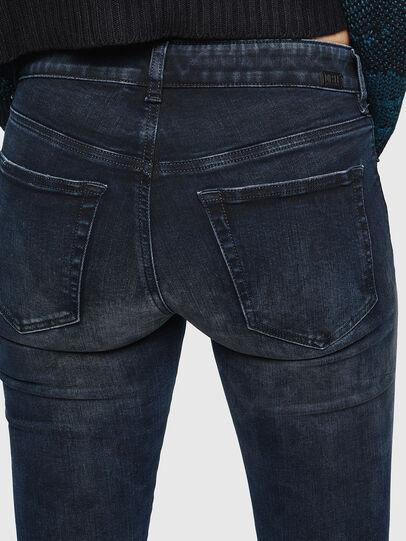 Diesel - Slandy 0091X, Dunkelblau - Jeans - Image 5