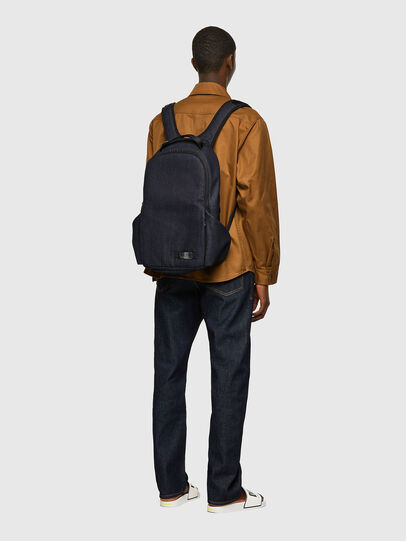 Diesel - PHILOT, Dark Blue - Backpacks - Image 6