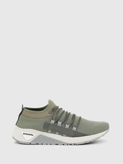 Diesel - S-KB SLG, Olivgrün - Sneakers - Image 1