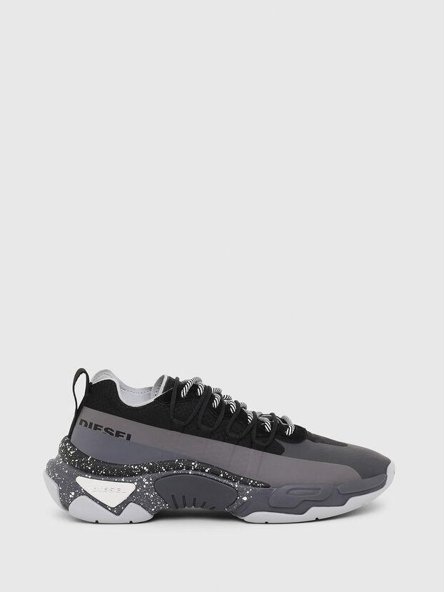 S-KIPPER BAND, Grau/Schwarz - Sneakers