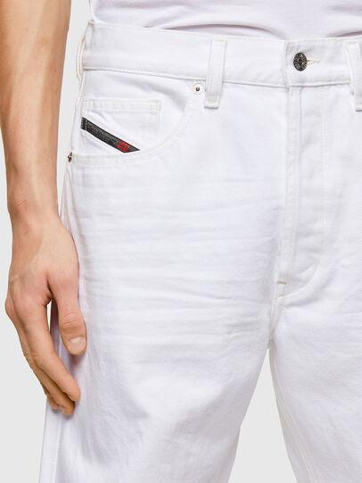 Diesel - D-Macs 0ABBY, Blanc - Jeans - Image 3