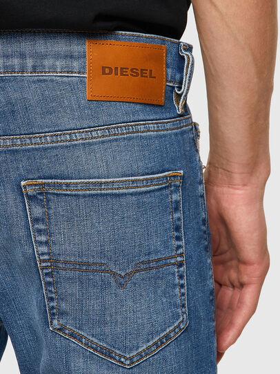 Diesel - D-Luster 009ZR, Blu Chiaro - Jeans - Image 3