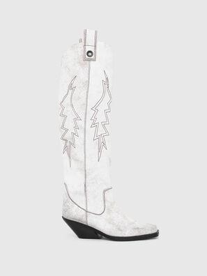 D-GIUDECCA MHB, Weiß - Stiefel