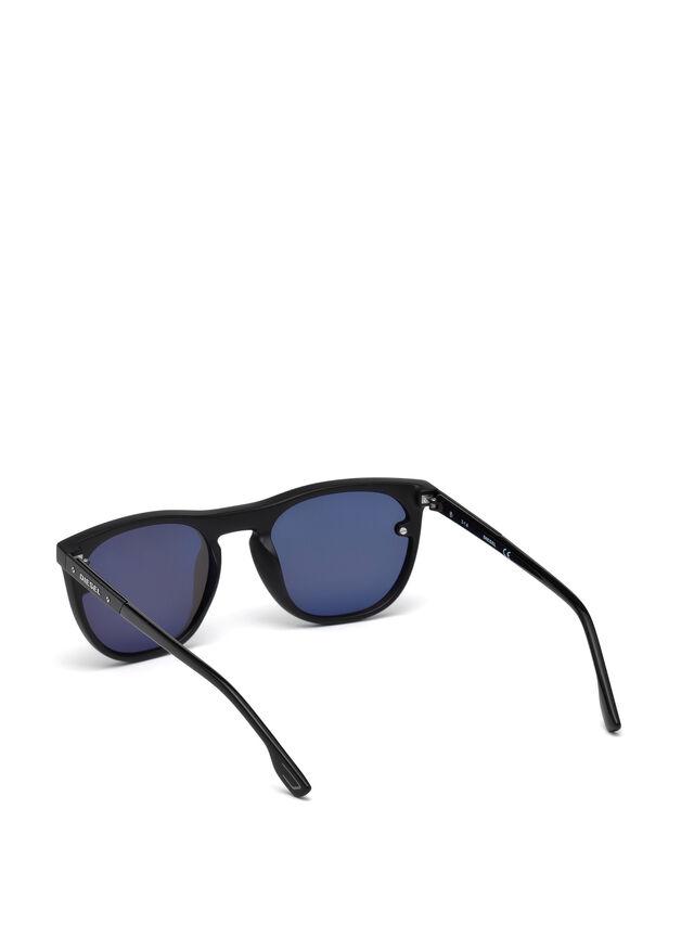 Diesel - DL0217, Schwarz - Sonnenbrille - Image 2