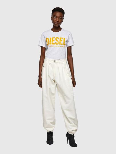 Diesel - P-CONCIAS, Blanc - Pantalons - Image 5