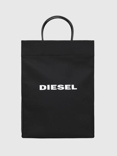 Diesel - SAKETTONE, Schwarz - Shopper und Schultertaschen - Image 1