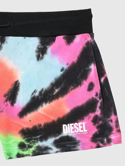 Diesel - BFOWT-SHORTIE, Noir/Rose - Out of water - Image 3