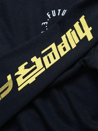 Diesel - TJUSTLSY1, Schwarz - T-Shirts und Tops - Image 3