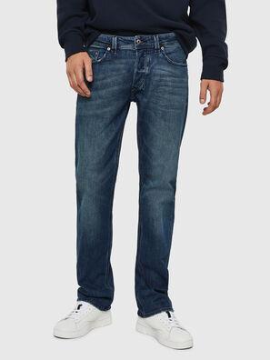 Larkee CN025, Mittelblau - Jeans