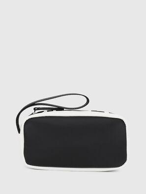 BOLD POUCH, Weiß/Schwarz - Taschen