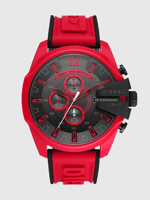 DZ4526, Rot - Uhren