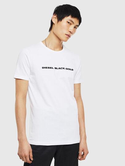 Diesel - T-TYRITE, Weiß - T-Shirts - Image 1