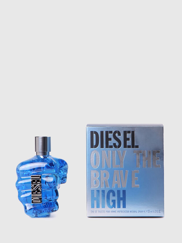 ONLY THE BRAVE HIGH  125ML, Blau
