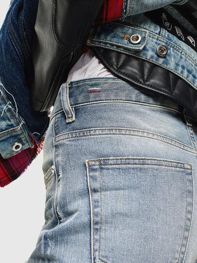 Diesel - D-Reggy 0098V, Hellblau - Jeans - Image 4