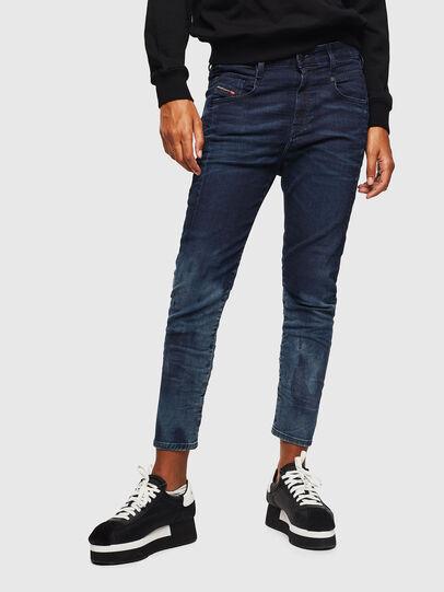 Diesel - Fayza JoggJeans 069KC, Dunkelblau - Jeans - Image 1