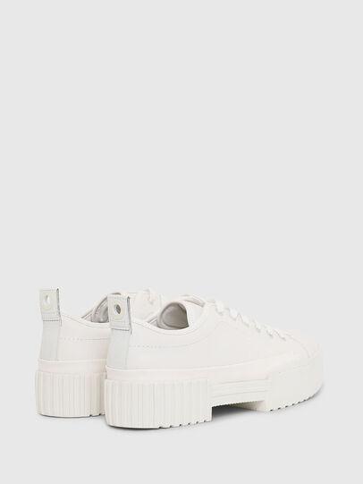 Diesel - S-MERLEY LC, Weiß - Sneakers - Image 3
