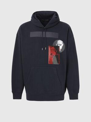 S-HENON, Blau - Sweatshirts