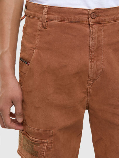 Diesel - D-Krett JoggJeans® 069RJ, Hellbraun - Jeans - Image 3