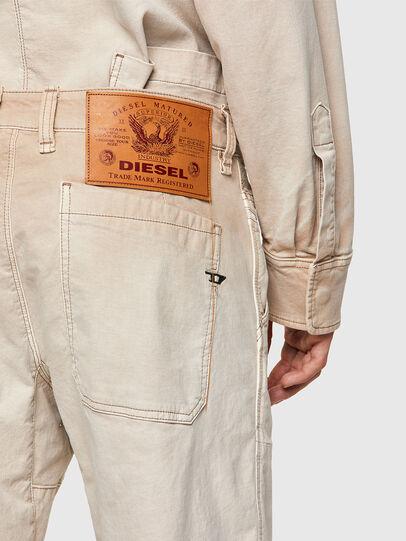 Diesel - D-Azerr JoggJeans® 069WG, Bianco - Jeans - Image 3