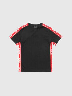 TJUSTRACE, Schwarz/ Rot - T-Shirts und Tops