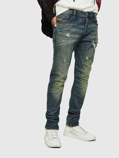 Diesel - Tepphar CN029, Mittelblau - Jeans - Image 1