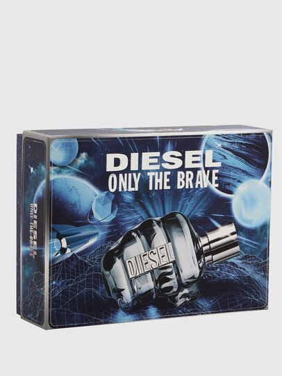 Diesel - ONLY THE BRAVE 75ML GIFT SET, Blau - Only The Brave - Image 3