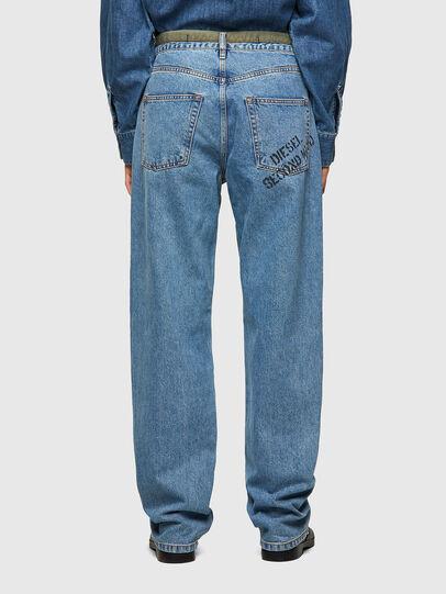 Diesel - DxD-P3 0CBBI, Bleu Clair - Jeans - Image 3
