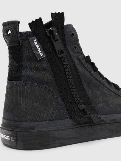 Diesel - S-ASTICO MID ZIP SP, Schwarz - Sneakers - Image 6