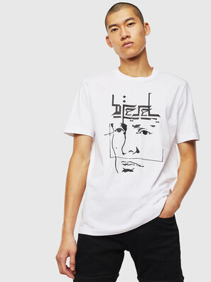 T-JUST-J14, Weiß - T-Shirts