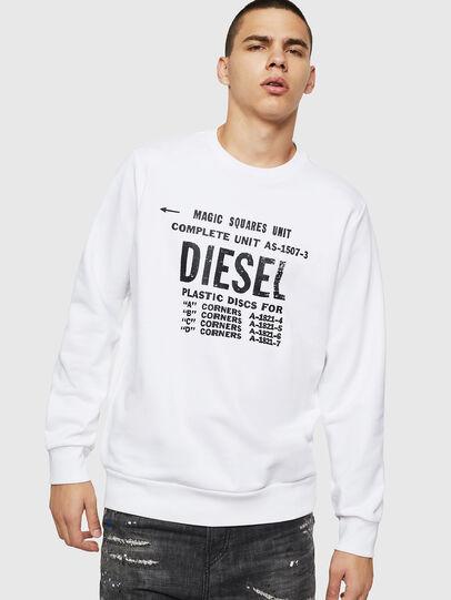 Diesel - S-GIR-B5,  - Sweatshirts - Image 1