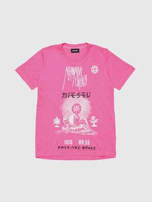 TSILYWC, Rosa - T-Shirts und Tops