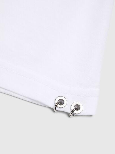 Diesel - TSILYWH, Weiß - T-Shirts und Tops - Image 4