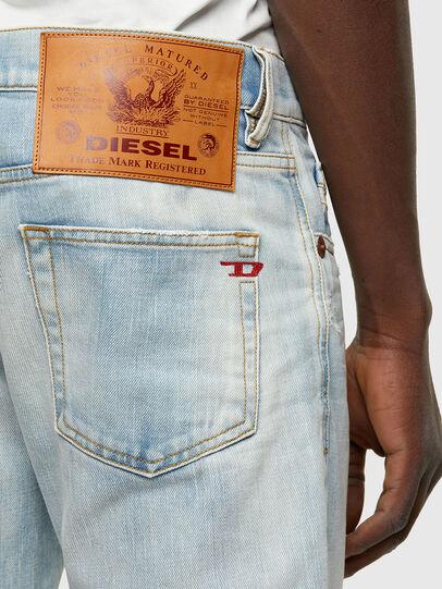Diesel - D-Strukt 009TN, Blu Chiaro - Jeans - Image 5