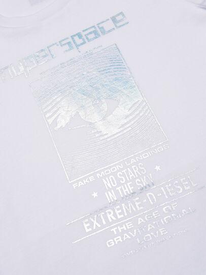Diesel - TSILYYBJ, Weiß - T-Shirts und Tops - Image 3