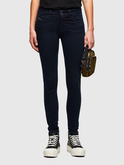 Diesel - Slandy 009PV, Bleu Foncé - Jeans - Image 1