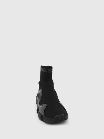 Diesel - H-PADOLA HSB W, Schwarz - Sneakers - Image 5