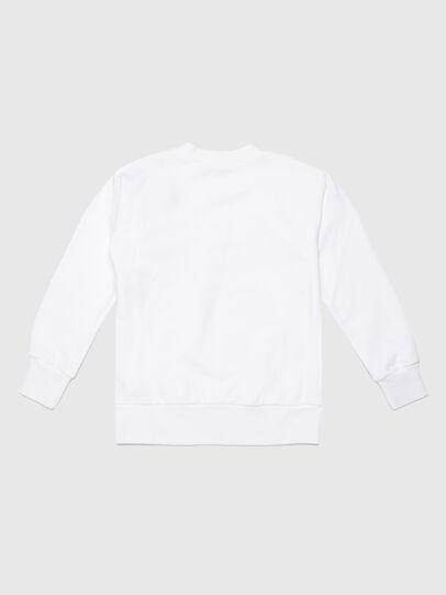 Diesel - SUNG OVER, Weiß - Sweatshirts - Image 2