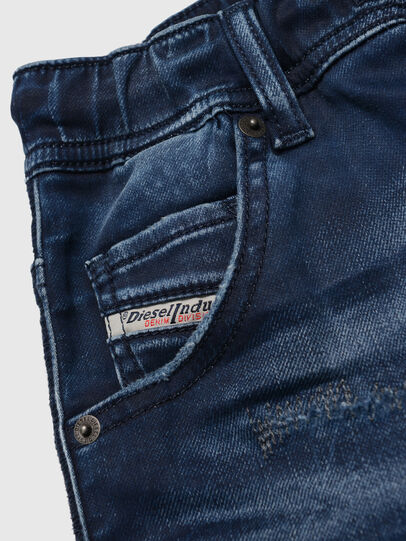 Diesel - KROOLEY-J JOGGJEANS, Mittelblau - Jeans - Image 4