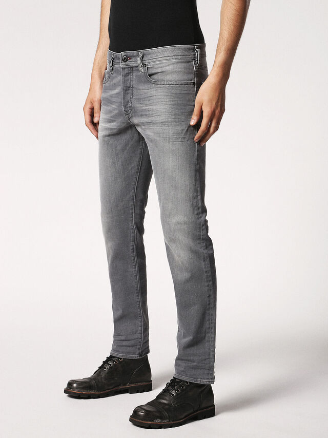 BUSTER 084HP, Grey jeans