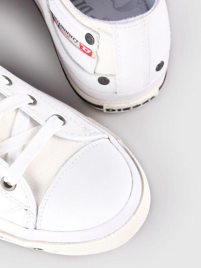 Diesel - EXPOSURE LOW I, Weiß - Sneakers - Image 5