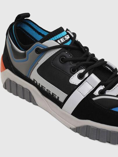 Diesel - S-RUA SL LOW, Schwarz - Sneakers - Image 4